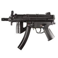Vzduchový samopal CO2 Heckler & Koch MP5 K-PDW, kal. 4,5 mm BB