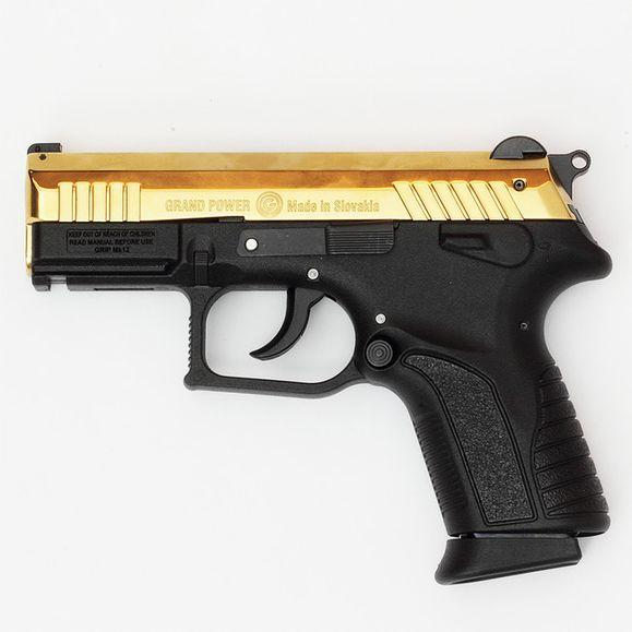 Pištoľ Grand Power P11 MK 12/1 gold