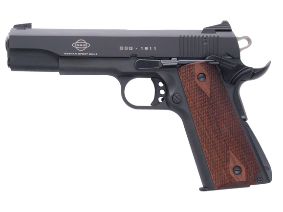 Pištoľ GSG 1911 Walnut kal. 22 LR drevo