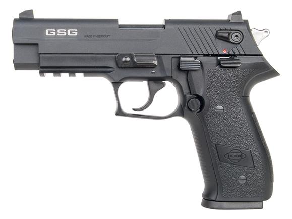 Pištoľ GSG Fire Fly kal. 22 LR čierna