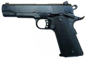 Pištoľ Norinco 1911 A1, čierna kal.9 mm Luger