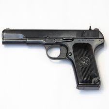 Pištoľ TT-33, kal. 7,62 x 25 Tokarev