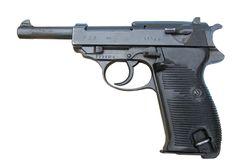 Pištoľ Walther P38, kal. 9 Luger