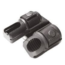 Plastové puzdro na obušok a sprej dvojité, rotačné BH-SH-04