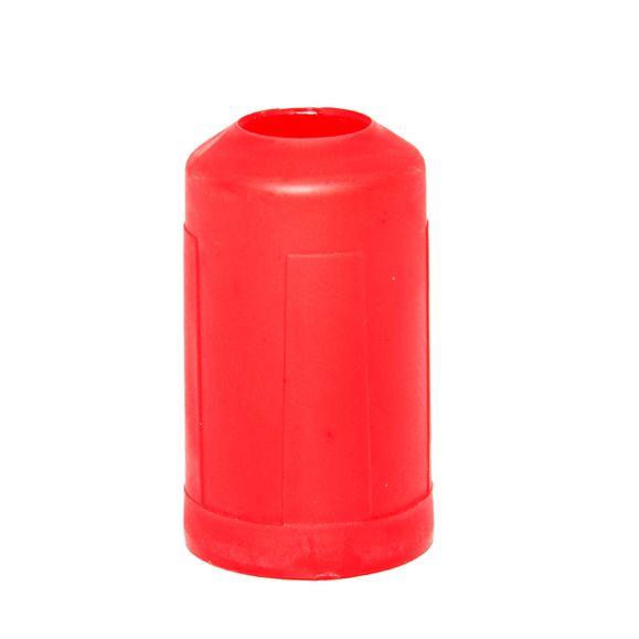 Plastový červený signálný kužeľ BRC-01
