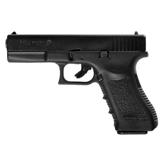Plynová pištoľ Bruni GAP čierna kal. 9 mm