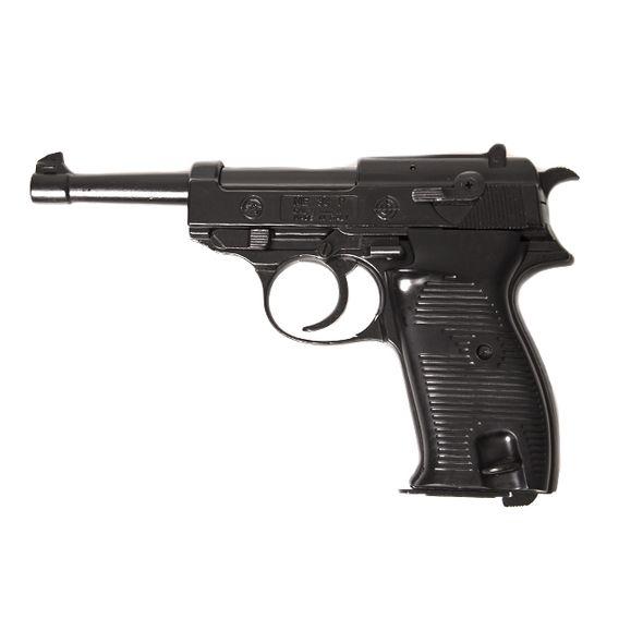 Plynová pištoľ Bruni P38 čierna kal.8 mm
