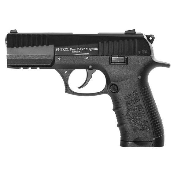 Plynová pištoľ Ekol Firat PA92, čierna, kal. 9 mm