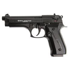 Plynová pištoľ Ekol Jackal dual čierny, kal.9 mm - Full Auto