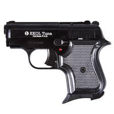 Plynová pištoľ Ekol Tuna, čierna, kal. 8 mm Knall