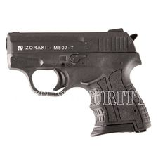 Plynová pištoľ Zoraki 807, čierna, kal. 8 mm