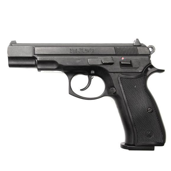 Plynová pištoľ CZ-75 Kimar čierna, kal. 9 mm