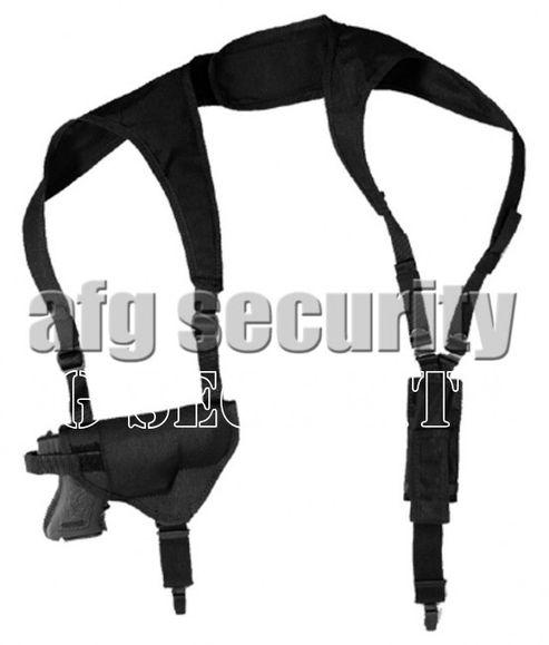 Podpažné puzdro na zbraň so zásobníkom Glock 19, pravé