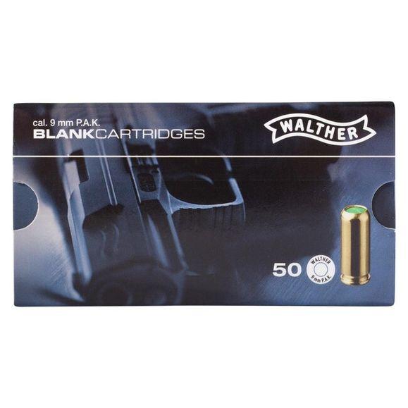 Poplašné náboje pištoľ Umarex 9 mm, 50 ks
