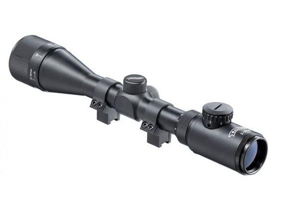 Puškohľad Walther 3-9x40, Iluminium