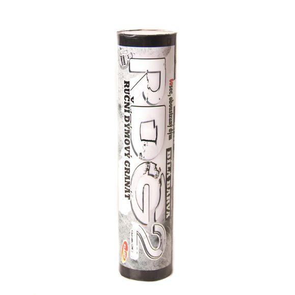 Pyrotechnika Biela dymovnica RDG2 (60 sekúnd)
