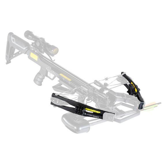 Ramena Ek Archery pre kušu Accelerator 410 čierne 185 Lbs