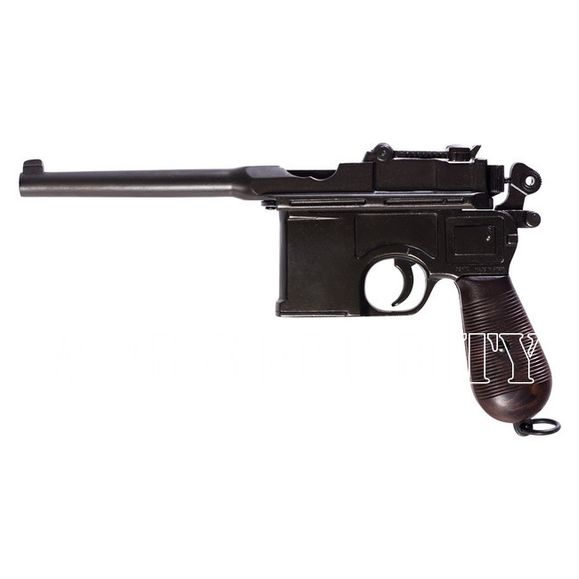 Replika pištoľ Mauser C 96 Nemecko 1898
