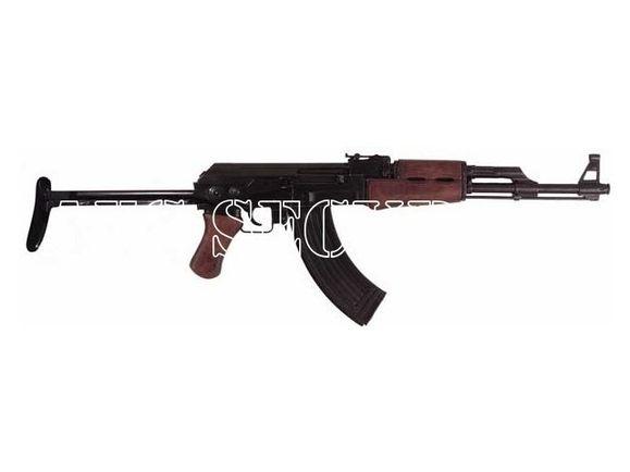 Replika puška AK-47 sklápacia pažba