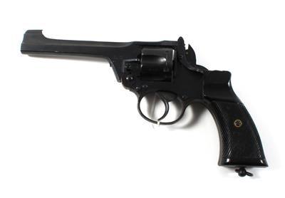 Revolver Enfield No. 2MkI, kal. 38 W