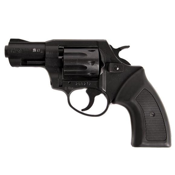 "Revolver Kora .22 LR 2,5"", čierny lak"