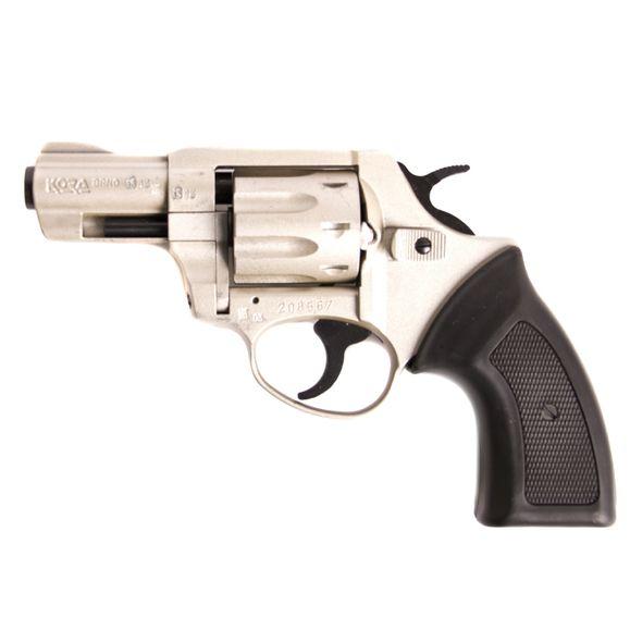 """Revolver Kora .22 LR 2,5"""", matný nikel"""