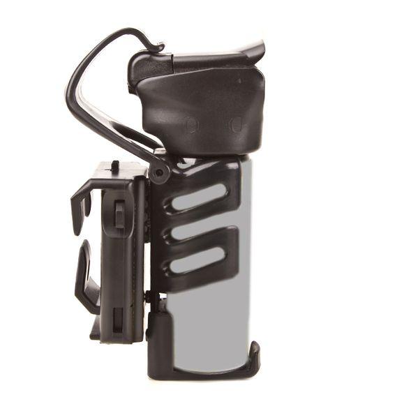 Rotačné plastové puzdro pre obranný sprej TORNADO 50-63 ml SHT-04