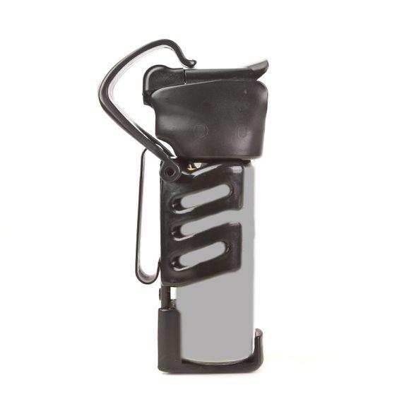 Rotačné plastové puzdro pre obranný sprej TORNADO 50-63 ml SHT-06