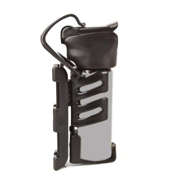 Rotačné plastové puzdro pre obranný sprej TORNADO 50-63 ml SHT-44