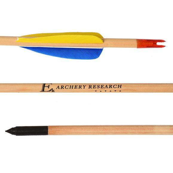 """Šíp drevený, lovecký 29"""" Ek Archery 1 ks"""