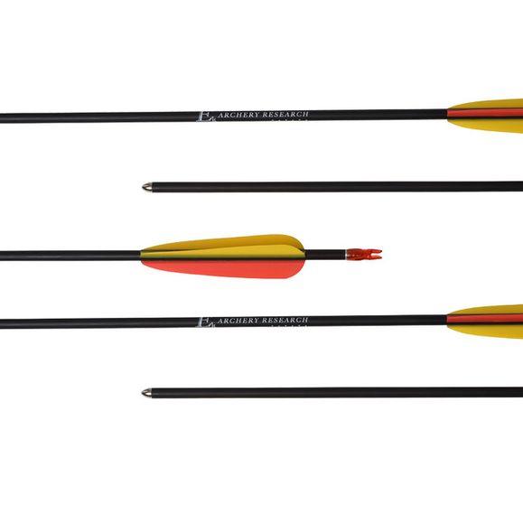 """Šíp duralový 30"""" terčový Ek Archery 1 ks"""