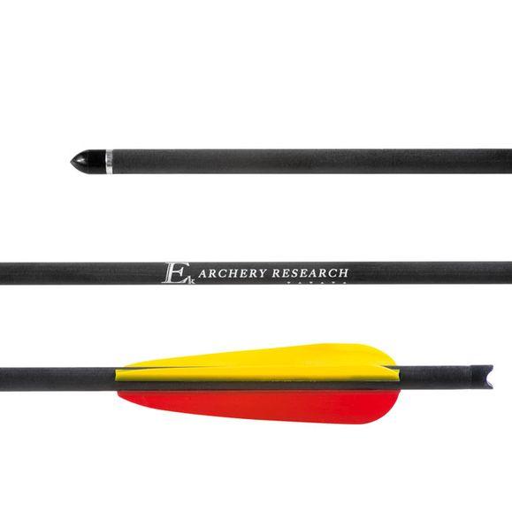 "Šíp karbonový Halfmoon Ek Archery 22 """