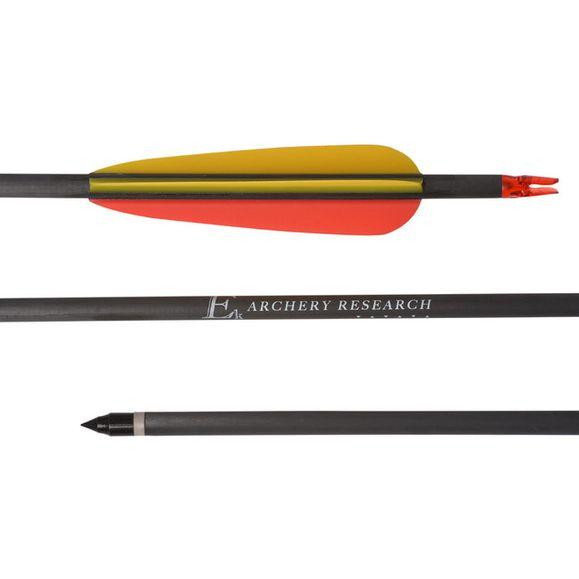 """Šíp karbonový, lovecký 30"""" 7,8 mm Ek Archery 1 ks"""