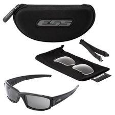 Strelecké okuliare ESS CDI čierny rám 740-0296