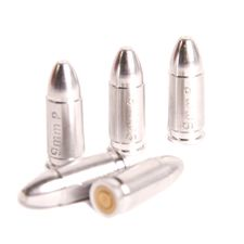 Vybíjacie hliníkové náboje 40/5 blister kal.9