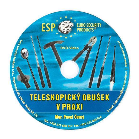 Výcvikové DVD pre teleskopický obušok v praxi