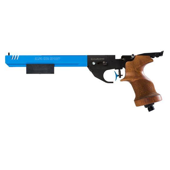 Vzduchová pištoľ Alfa Sport kal. 4,5 mm, modrá