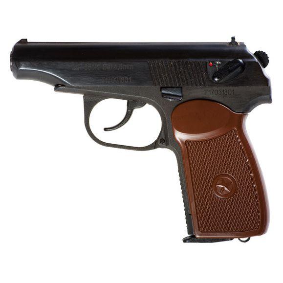 Vzduchová pištoľ Bajkal MP-654 K-20 Drozd CO2, kal. 4,5 mm