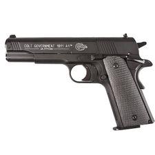 Vzduchová pištoľ Colt Government 1911, čierna, kal. 4,5 mm