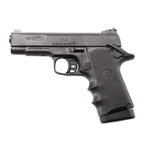 Vzduchová pištoľ Gamo V-3, CO2 kal. 4,5 mm