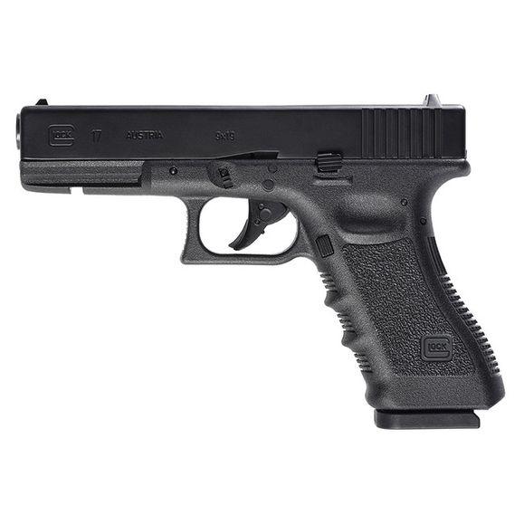 Vzduchová pištoľ Glock 17 BlowBack CO2, kal. 4,5 mm