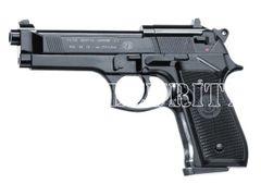 Vzduchová pištoľ Umarex Beretta M92 FS čierna kal. 4,5 mm