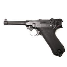 Vzduchová pištoľ Umarex Legends P08, kal. 4,5 mm BlowBack
