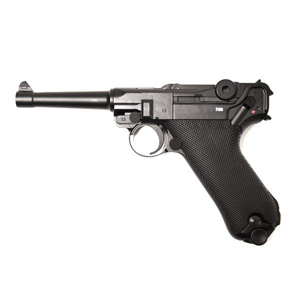 Vzduchová pištoľ Umarex Legends P08 kal. 4,5 mm BlowBack
