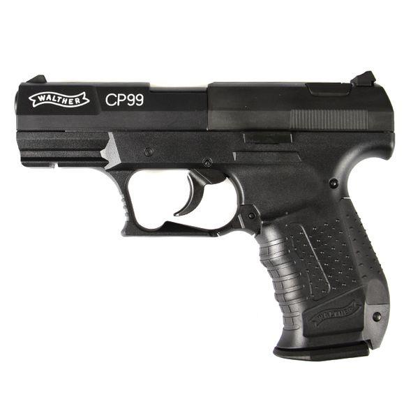 Vzduchová pištoľ Umarex Walther CP99 čierna, kal. 4,5 mm