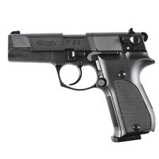 Vzduchová pištoľ Umarex Walther CP88 čierna, kal. 4,5 mm