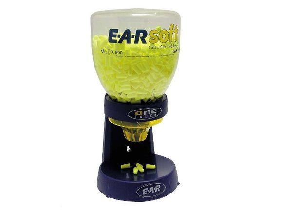 Zátkové chrániče sluchu Classic dávkovač