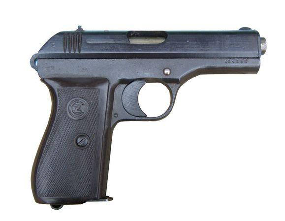 Znehodnotená pištoľ CZ 27