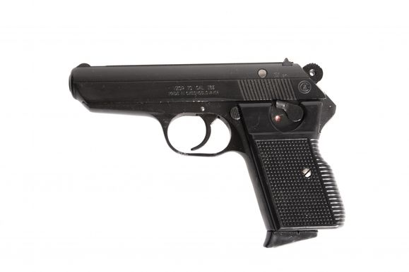 Znehodnotená pištoľ CZ 50/70