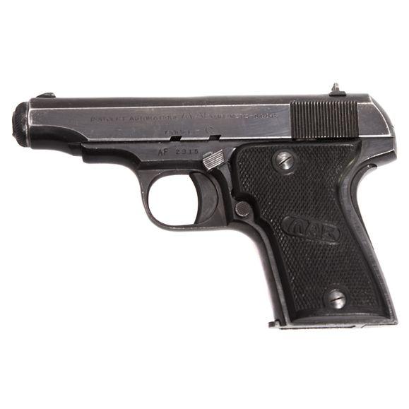 Znehodnotená pištoľ MAB C kal. 7,65 Browning